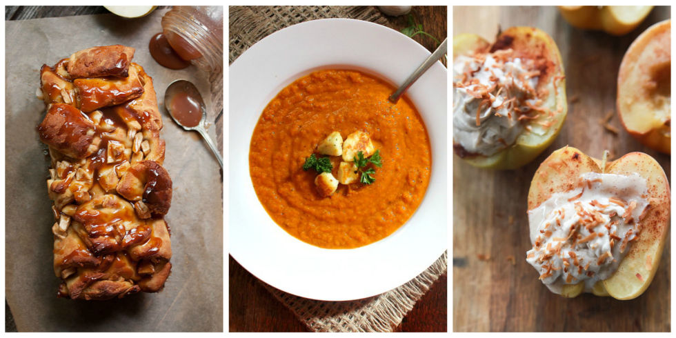 Easy fall comfort food recipes
