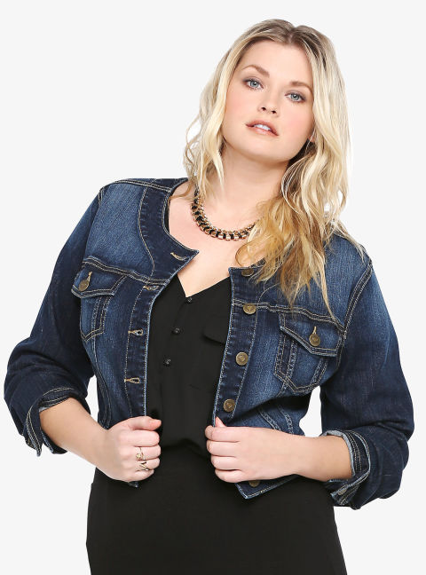 Best Jean Jacket for Your Body - Denim Jackets for Fall