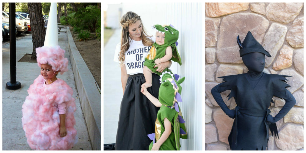 30 photos - Halloween Costumes Diy Kids