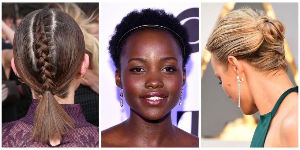 Cool 12 Easy Updos For Short Hair Best Short Updo Hairstyles To Try Short Hairstyles For Black Women Fulllsitofus