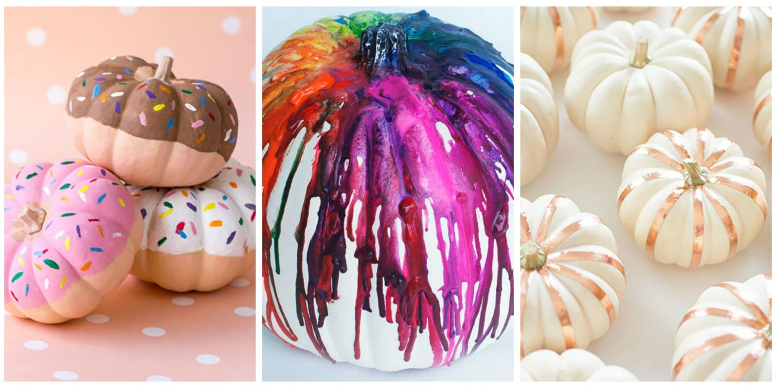 13 Best Painted Pumpkins For Halloween Cute Pumpkin