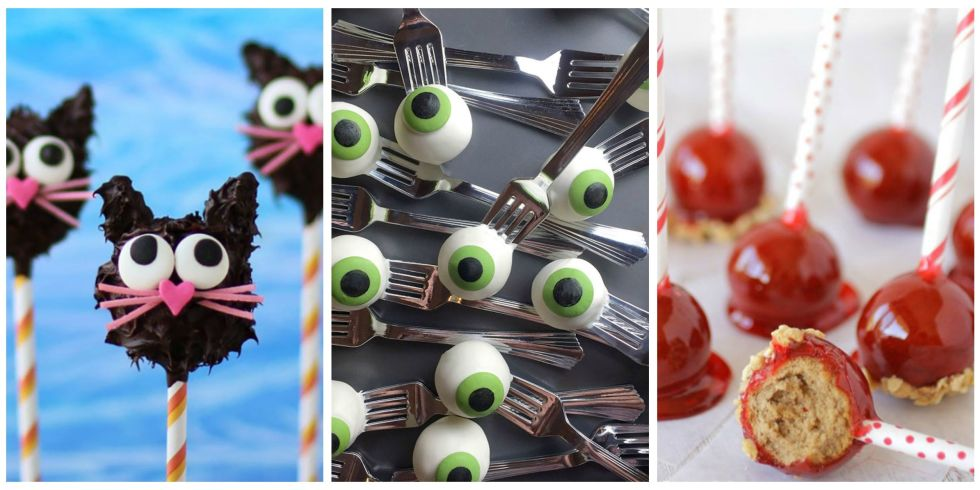 23 photos - Scary Halloween Cake Recipes