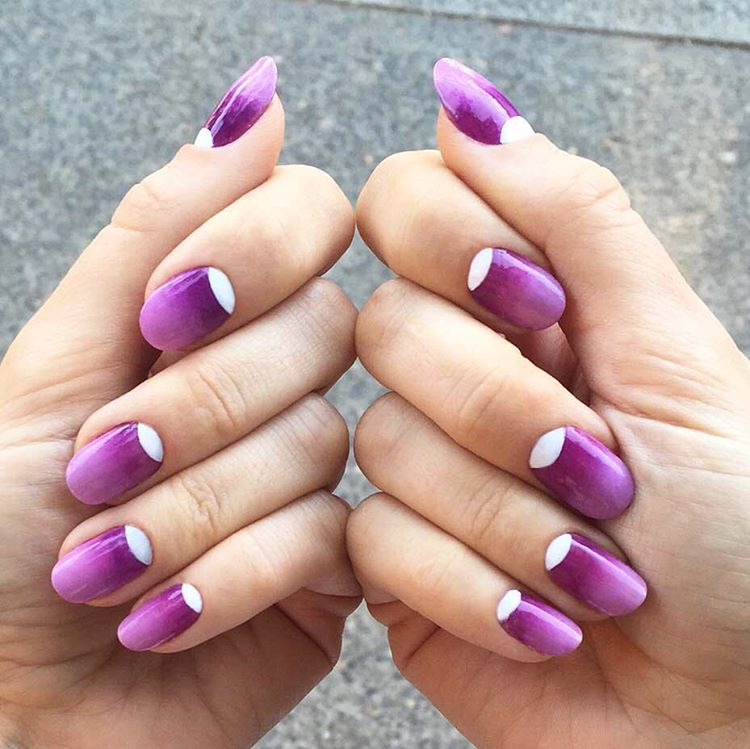 11 ombre nail art designs for adults best ideas for for What is ombre design