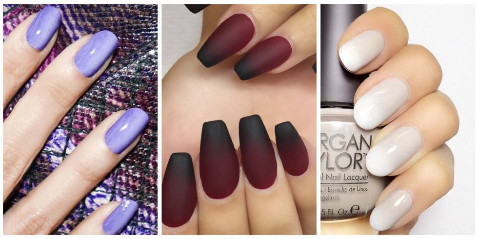 11 Photos - 11 Ombre Nail Art Designs For Adults - Best Ideas For Ombre Nails