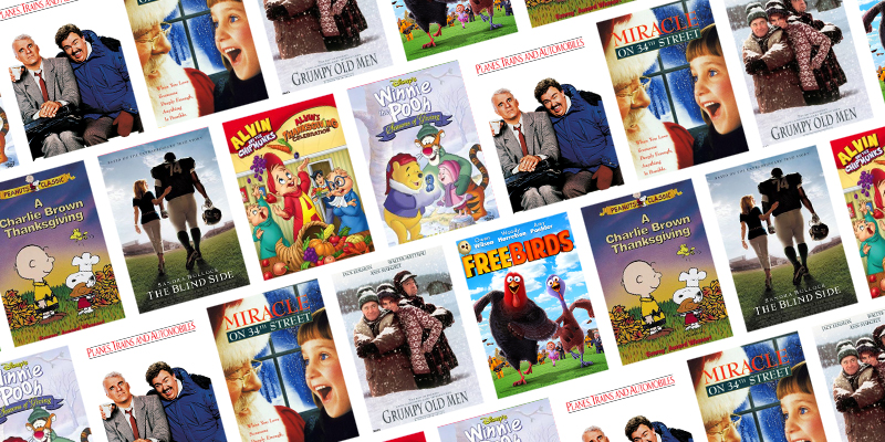 8 best thanksgiving movies for kids family friendly for Family friendly thanksgiving movies