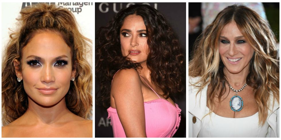 Strange 27 Easy Curly Hairstyles Short Medium And Long Haircuts For Hairstyles For Women Draintrainus
