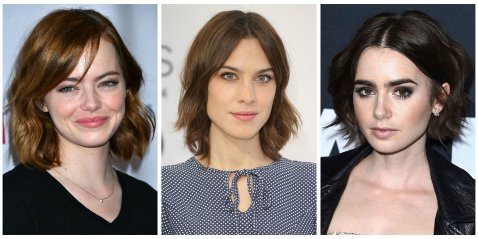 Peachy How To Grow Out Your Hair Celebs Growing Out Short Hair Short Hairstyles Gunalazisus