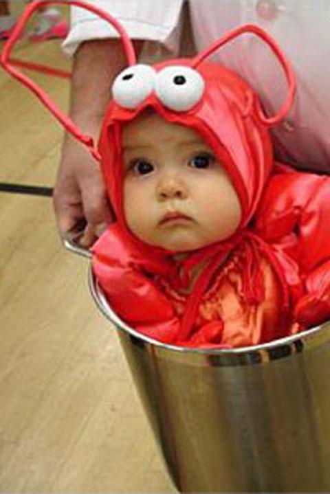 Mom And Newborn Halloween Costumes