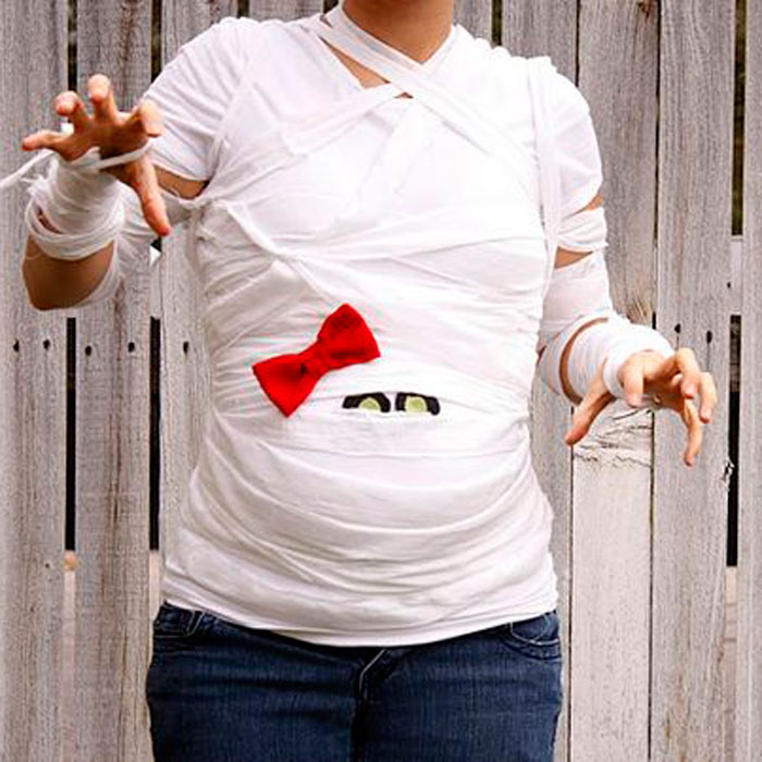 28 Best Halloween Costumes for Pregnant Women - Easy DIY Maternity ...