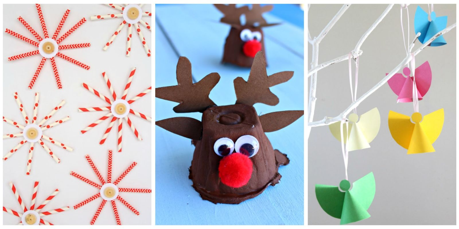 26 christmas activities for kids diy holiday crafts and activities for children. Black Bedroom Furniture Sets. Home Design Ideas