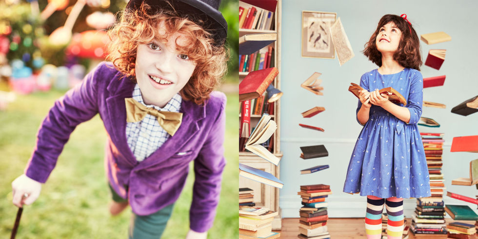 Boden Releases Kids' Clothing Line Inspired by Roald Dahl ...