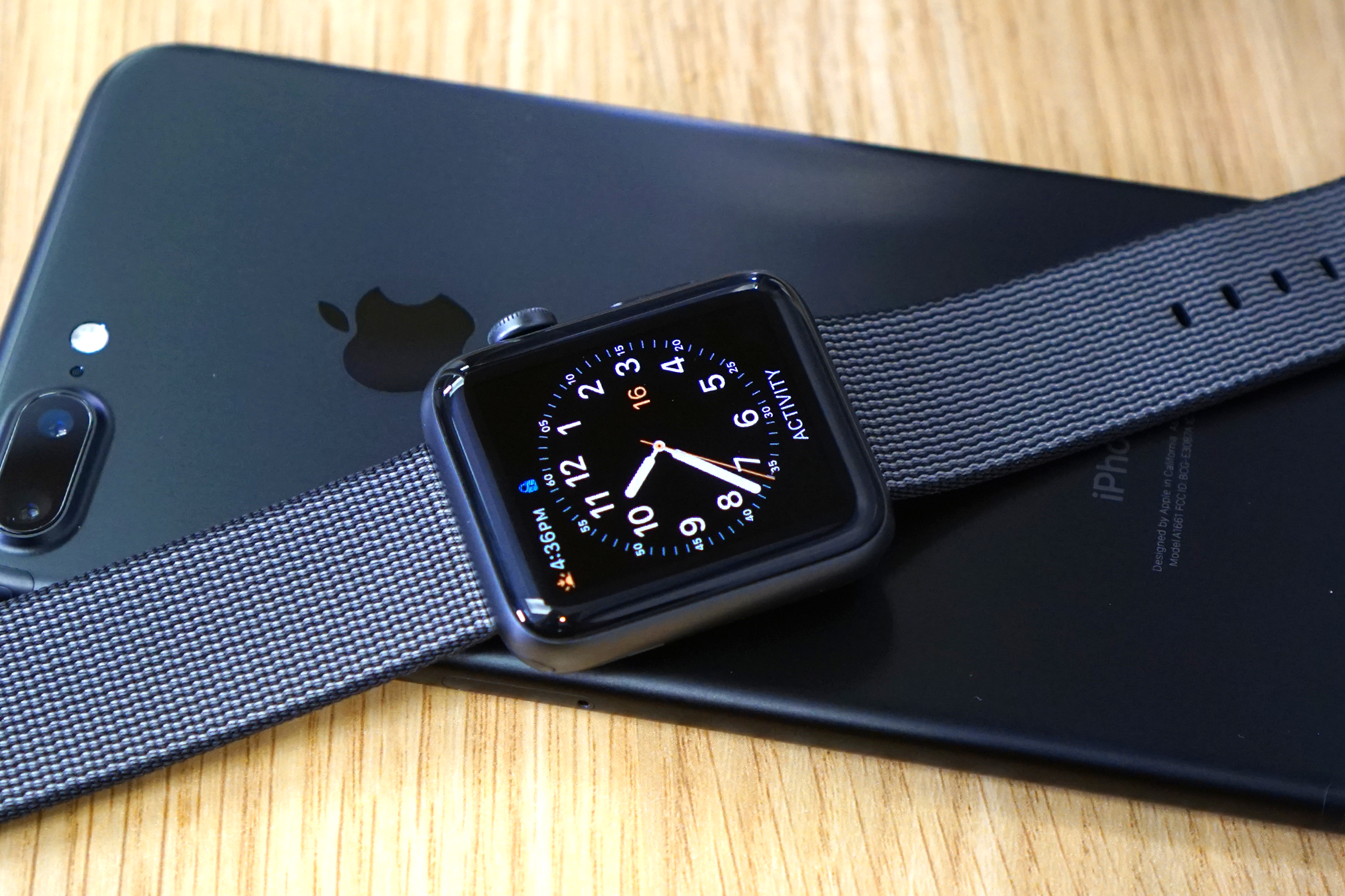 Apple Watch Series 2 Activity Tracker Review 2016