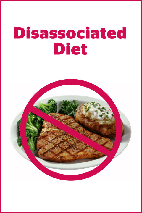 top 5 diet plans - dissociated diet plan