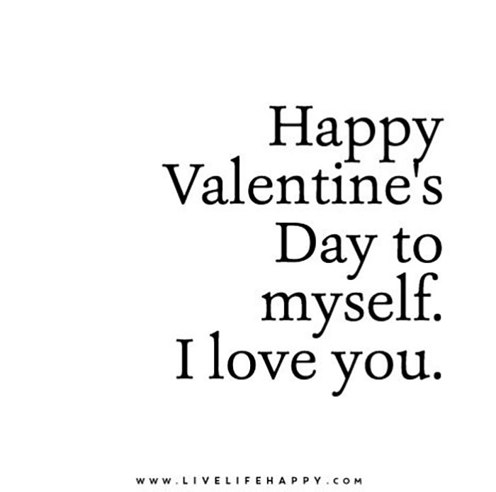 Valentine Day Status For Single Girl : Funny Valentine S Day Quotes  Hilarious Love