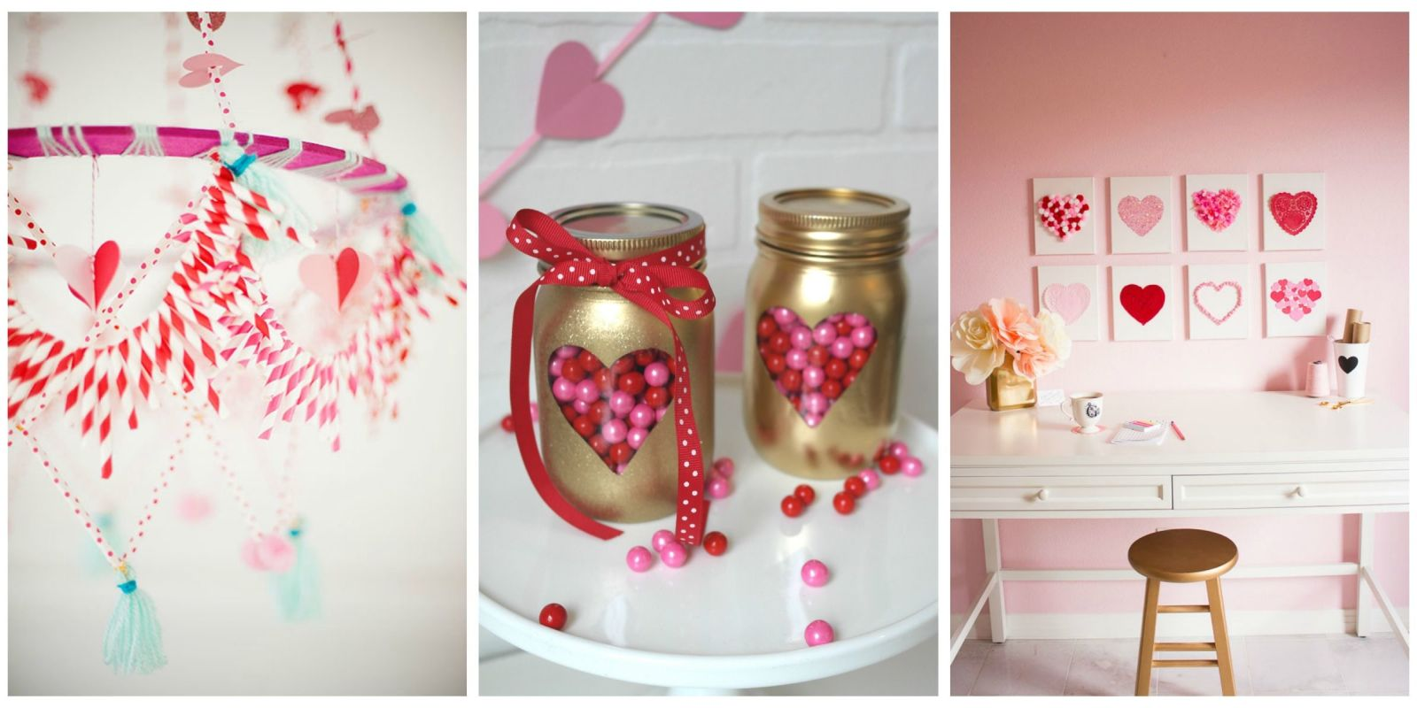 17 Easy Diy Valentine 39 S Day Decorations That Aren 39 T Cheesy