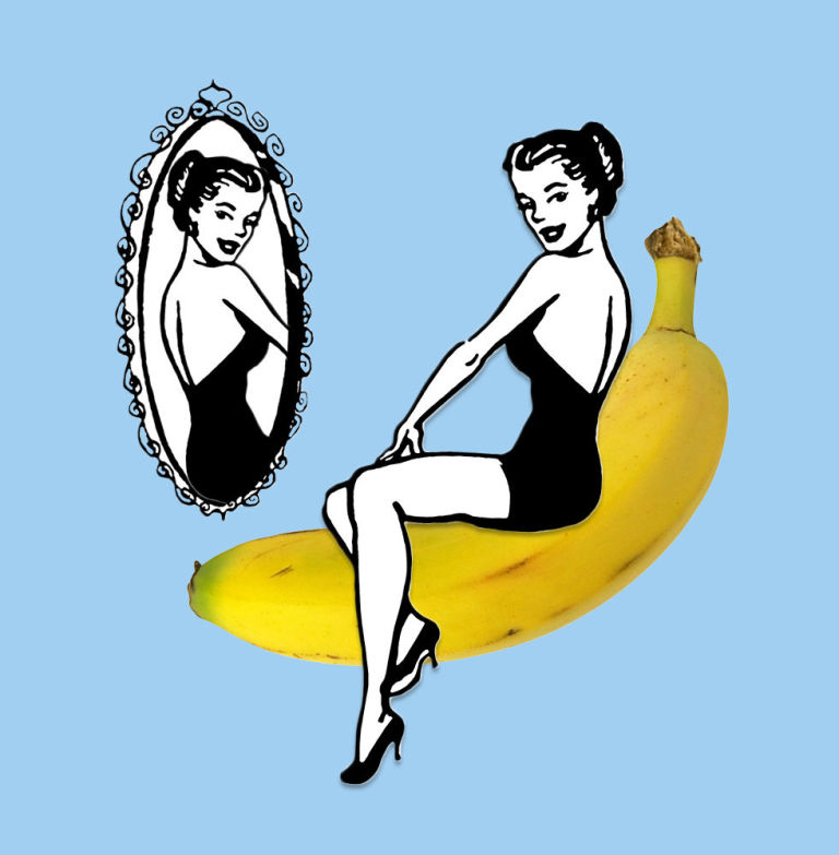 sex in mirror banana