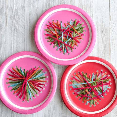 40 Fun Valentine\'s Day Crafts for Kids - Best Valentine\'s ...