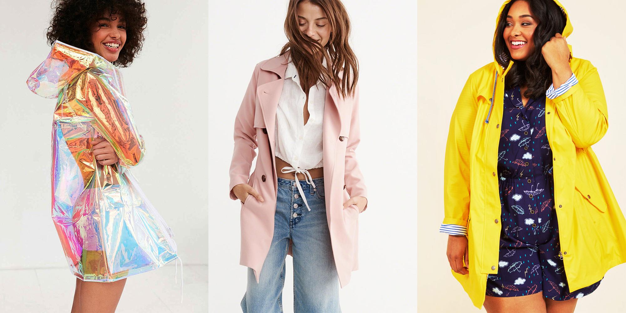 15 Cute Spring Raincoats Best Raincoats For Women