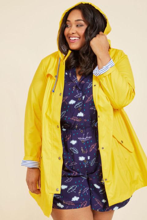 15 Cute Spring Raincoats