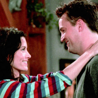 when do monica and chandler start dating Chandler and monica first kiss chandler you're lucky its a tv show, feminist would claim what you did with monica was rape read more.