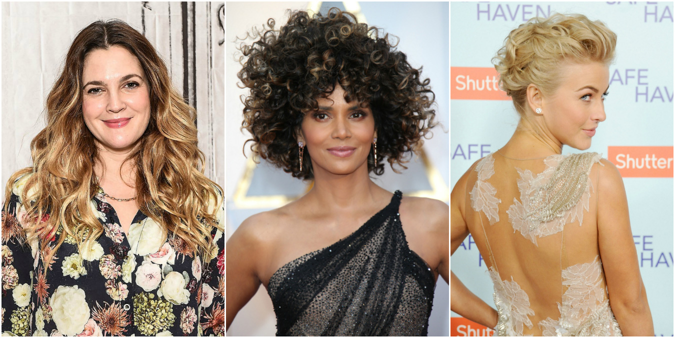 40 Easy Curly Hairstyles