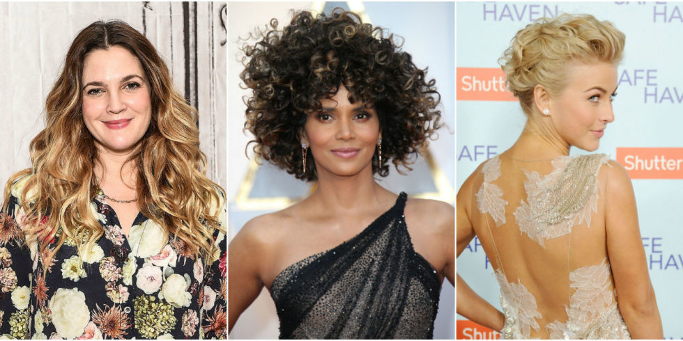 40 Easy Curly Hairstyles - Short, Medium, and Long Haircuts for ...