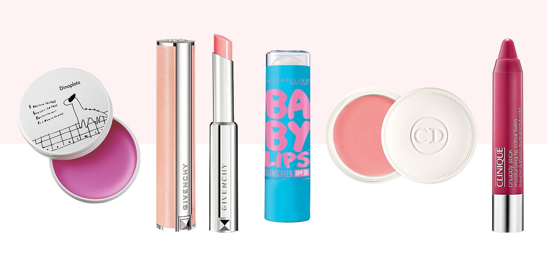 15 Best Lip Balm Brands for Spring 2017