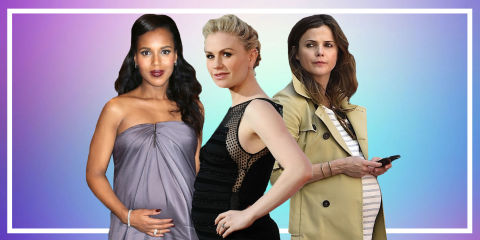 16 Celebrities Who Hid Their Pregnancy Onscreen