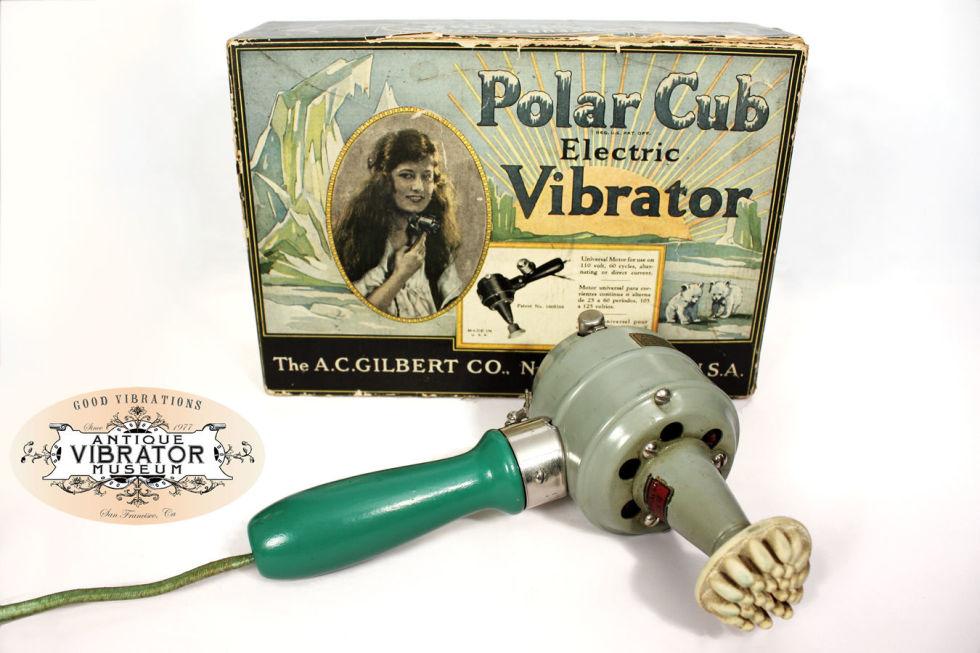 polar club vibrator