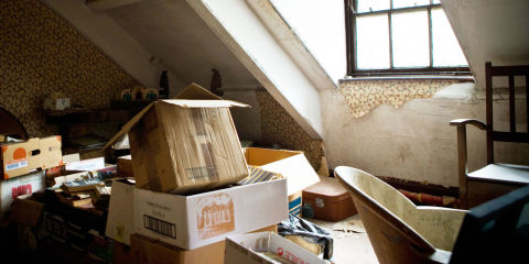 how to help a hoarder get rid of things