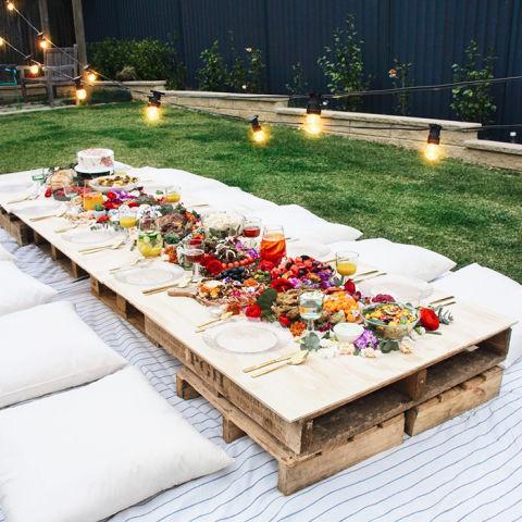 Ideas For A Backyard Party garden design with backyard party ideas how to throw an outdoor party with creative garden ideas Backyard Party Ideas