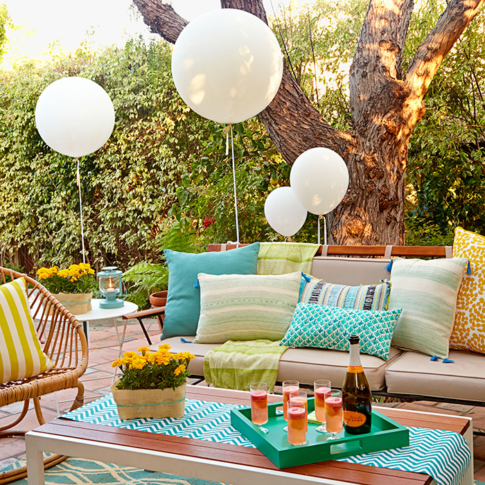 Backyard Party Ideas 25 best ideas about backyard parties on pinterest outdoor parties backyard party lighting and cocktail garden party Backyard Party Ideas And Decor Summer Entertaining Ideas