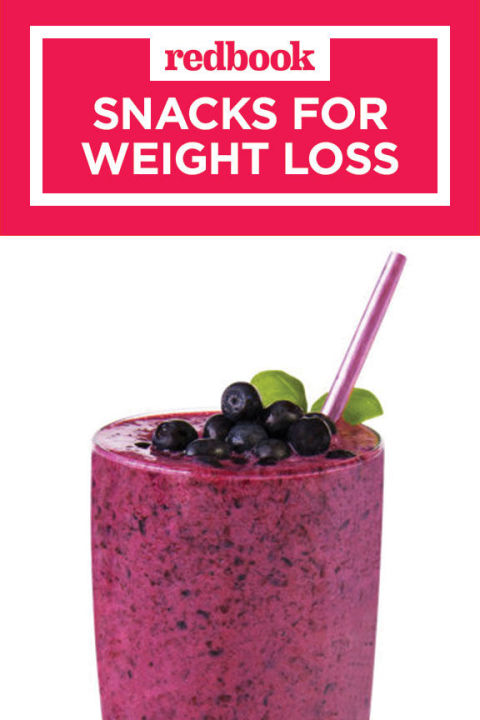 Best snack options for weight loss