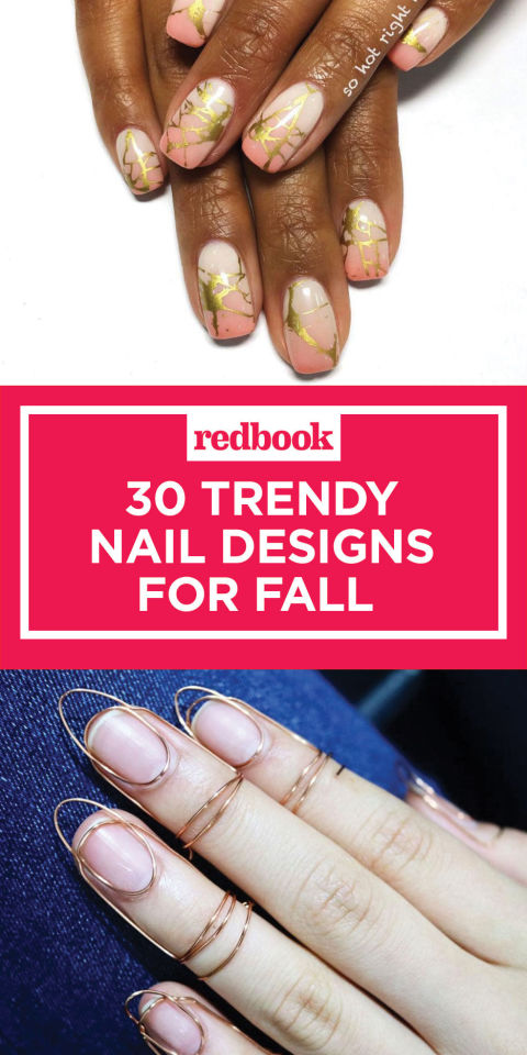 Hot Fall Nail Colors to Stock Up On Now pics