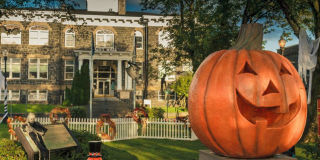 This Town Has the Ultimate Halloween Celebration Each Year