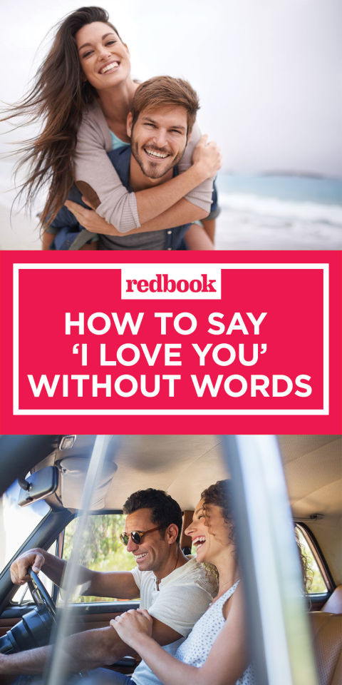 how to tell you love him