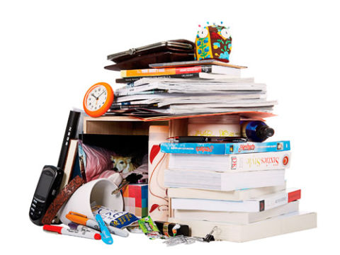 How to Get Rid of Clutter and Organize You Life