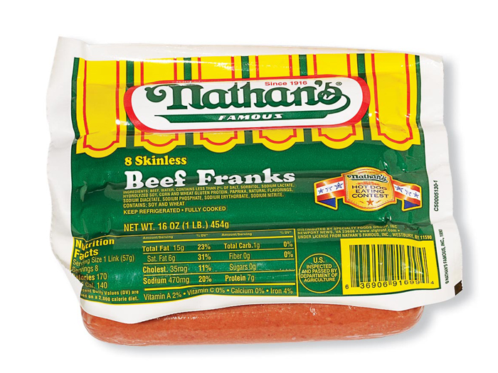 Famous Franks Hot Dogs