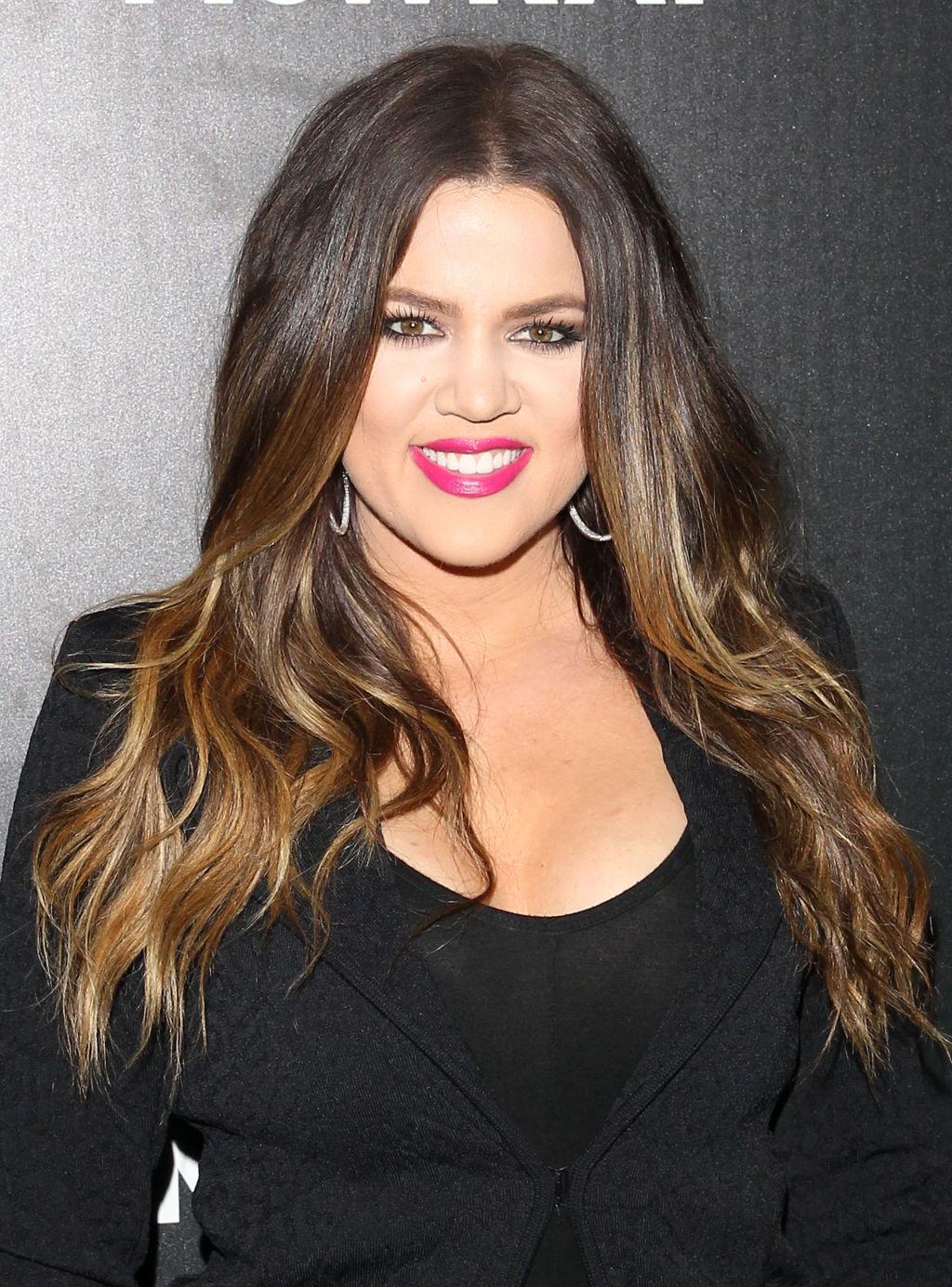 Khloe Kardashian Interview Khloe Kardashian Infertility