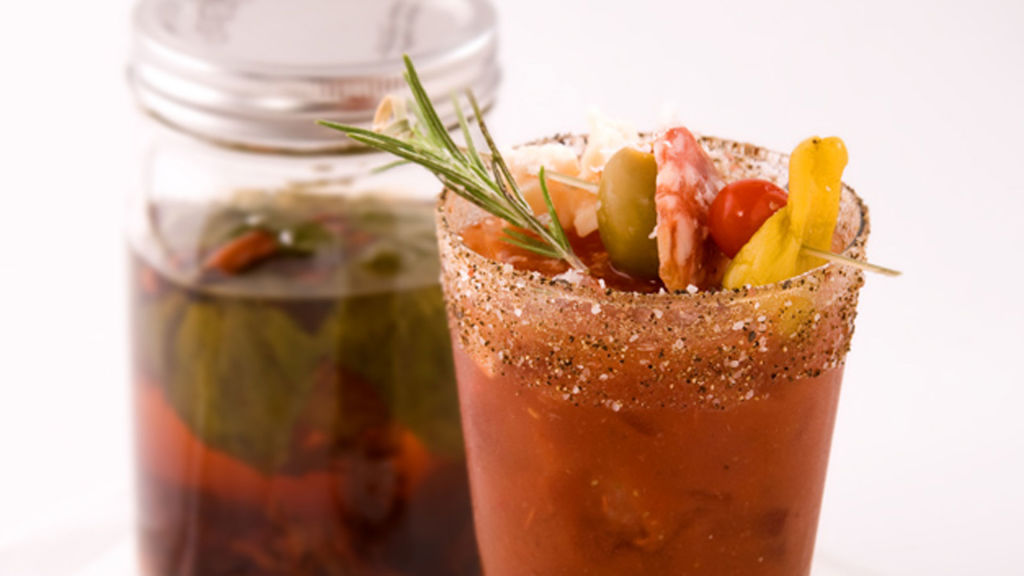 Bloody Mary Recipes - Homemade Bloody Mary Mix Recipe
