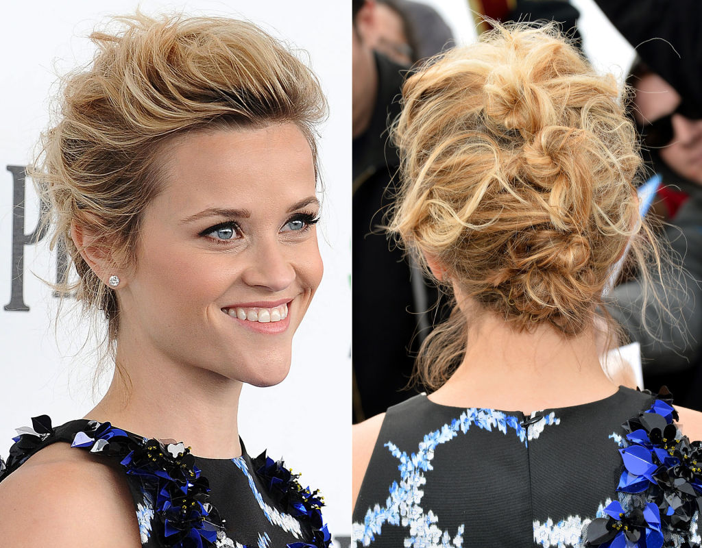 13 Cute And Easy Hair Updos