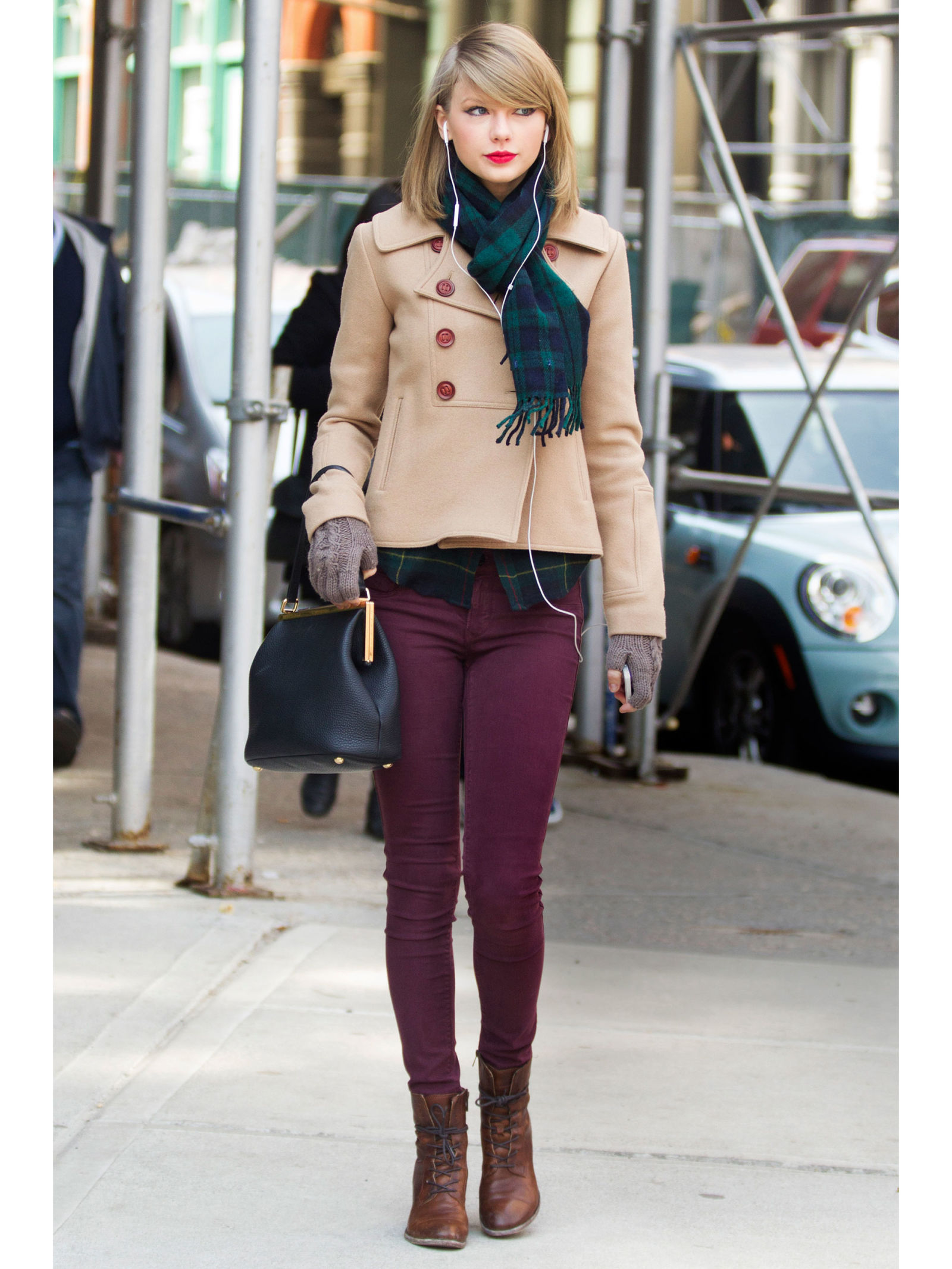 Classic Peacoat Styles - Classic Fashion