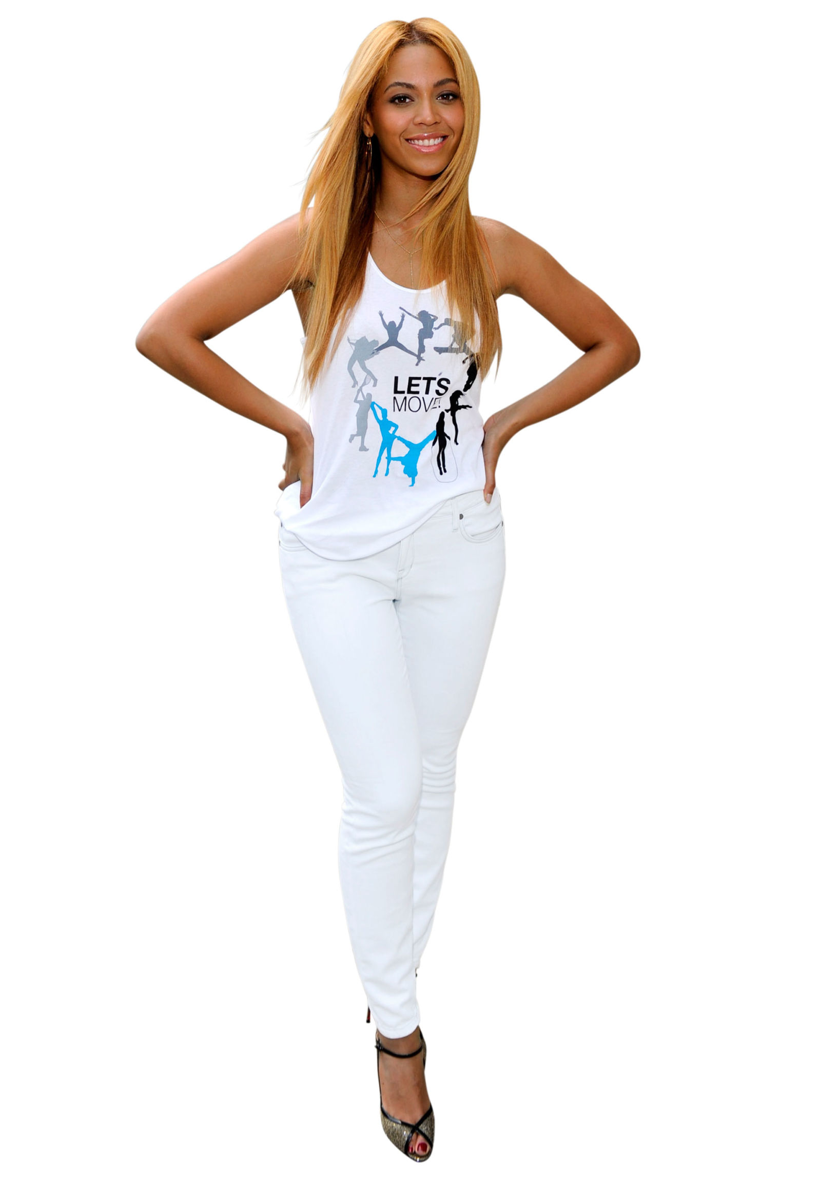 How To Wear White Jeans - Flattering White Jeans For Body Type
