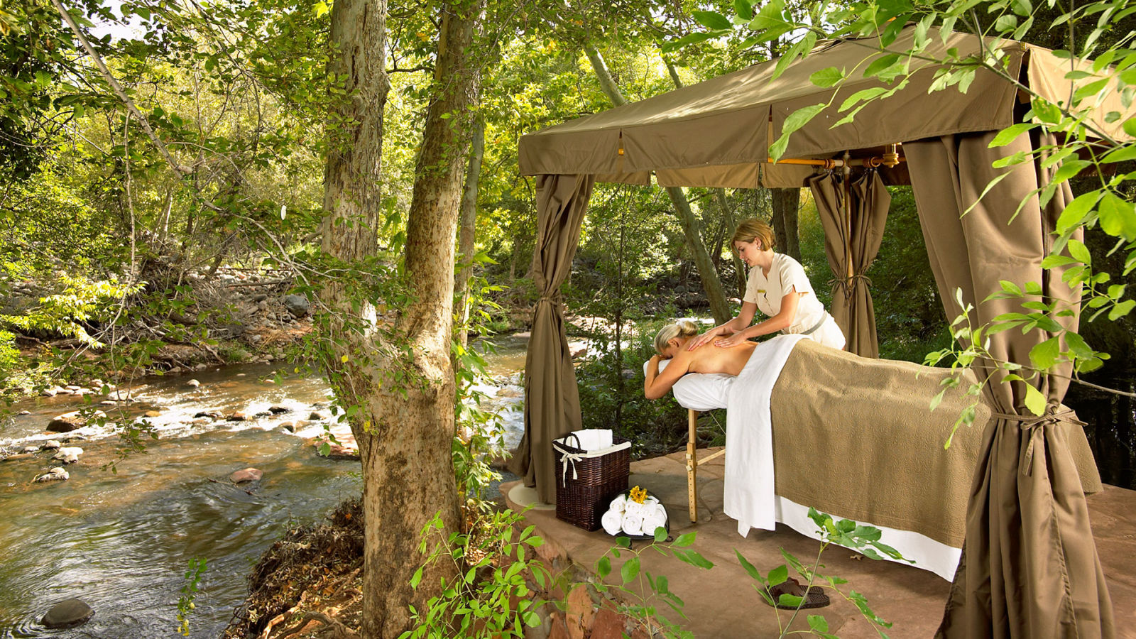 Best spas in usa best hotel and resort spas in america for Best spa vacations usa