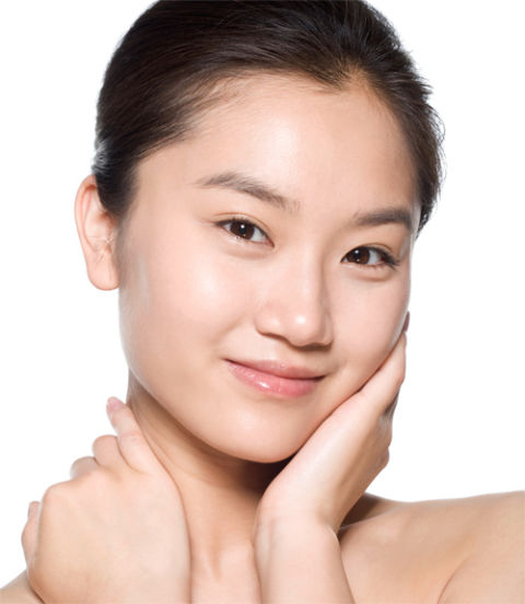 how to get clear skin all over your body