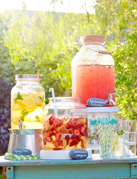 Garden Design With Backyard Party Ideas And Decor Summer Entertaining Photos From Redbookmag