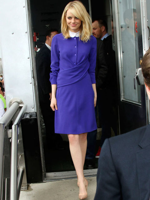 Emma Stone Style - How To Get Emma Stone's Celebrity Look