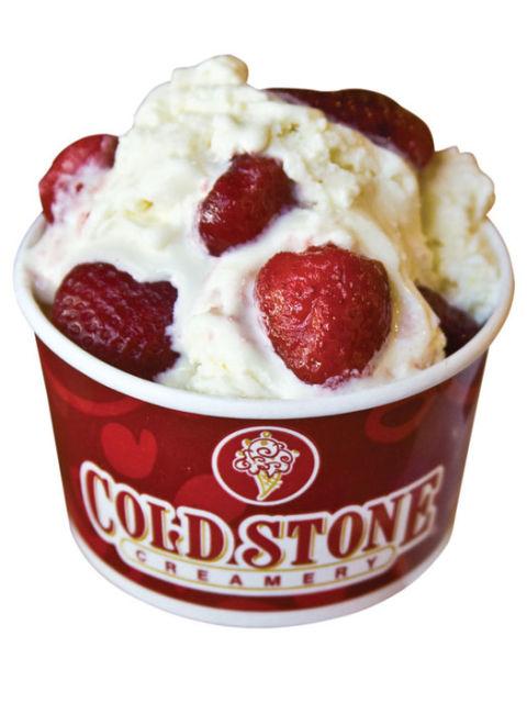 Cake Batter Ice Cream Cold Stone Calories