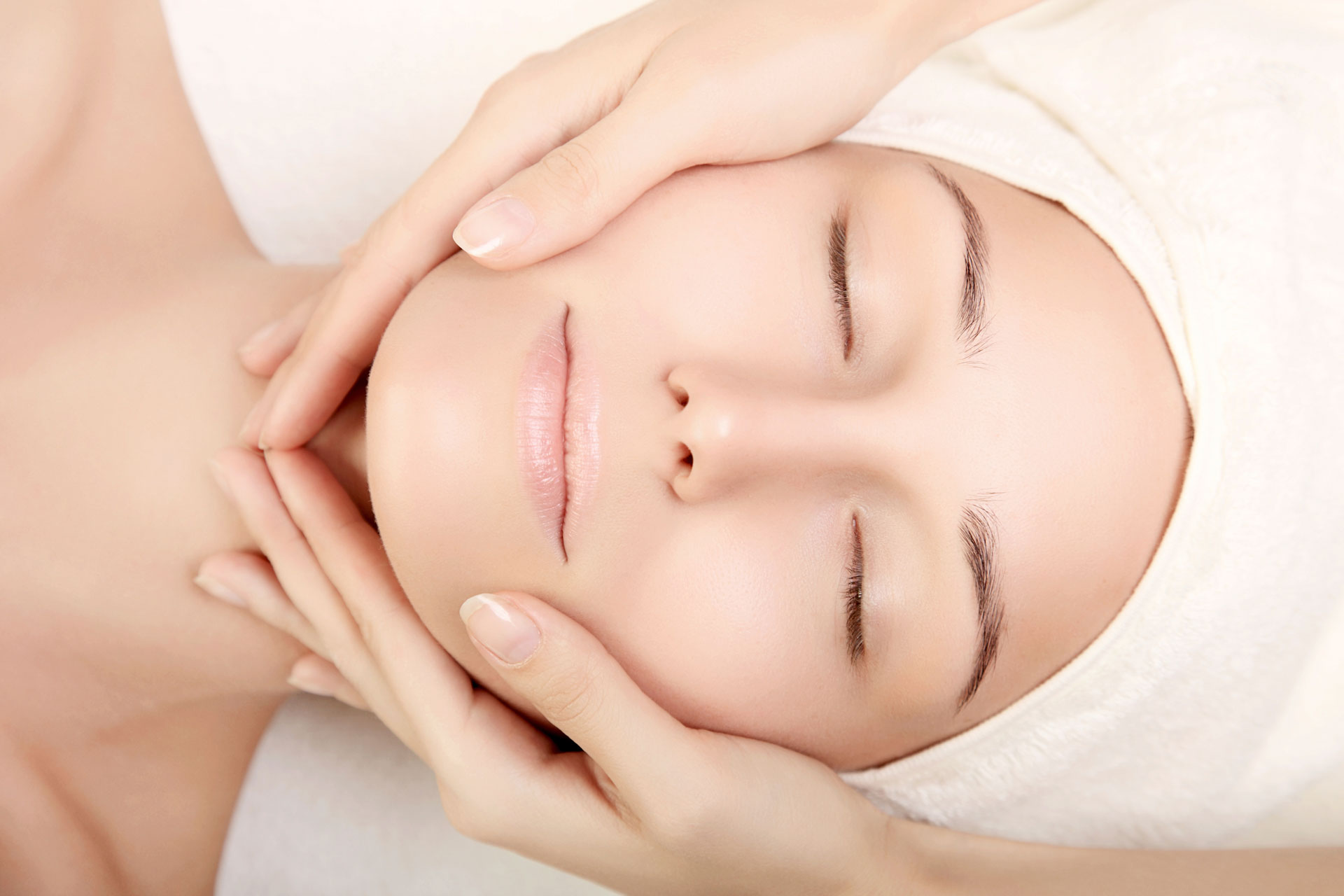 Stuff to use for facial massages