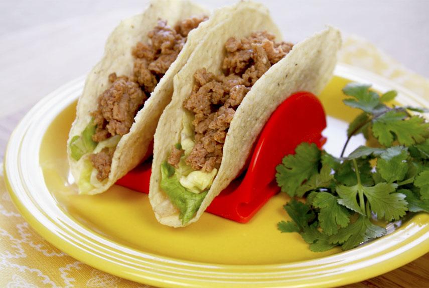 Crunchy Turkey Tacos